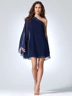 chiffon one shoulder- can someone buy me this for my Bday???