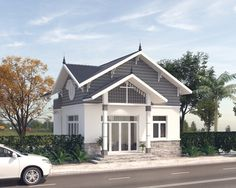 Ngôi nhà Nhỏ diện tích 50 m2