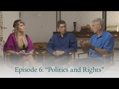 Politics and Rights   Exploring Objectivism: The Philosophy of Ayn Rand   Episode 6 In this first of two episodes on politics, Gloria Alvarez, Harry Binswanger and Onkar Ghate discuss individual rights as the foundation of government. They address the clash between individualism and collectivism in politics, what rights are and how they determine the proper role of government. If you have ever wondered what philosophy is and how ideas shape human life, this series is for you. Join Gloria… Individual Rights, Ayn Rand, The Clash, Exploring, Philosophy, Foundation, Join, Politics, Family Guy