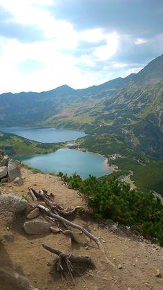 Zakopane, Poland This was one of the spectacular views when doing the 5 lake trek.