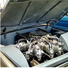 Chevrolet C10 Truck with Airplane Radial Engine Conversion
