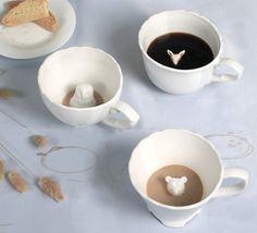 Fancy | Hidden Animal Teacups