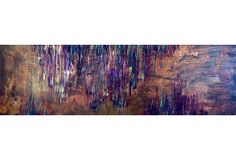 Purple Abstract Canvas on OneKingsLane.com