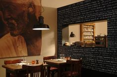 modern parisian restaurant - Google Search