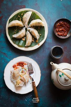 Chai Pao/Chai Kueh (Steamed Vegetable Dumplings). Shredded vegetables are enclosed in homemade wrapper and steamed to perfection