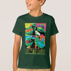 Upgrade your style with Teenage Mutant Ninja Turtles t-shirts from Zazzle! Browse through different shirt styles and colors. Search for your new favorite t-shirt today! Teenage Mutant Ninja Turtles, Tmnt, Shirt Style, Your Style, Shirt Designs, Mens Tops, T Shirt, Fashion, Moda