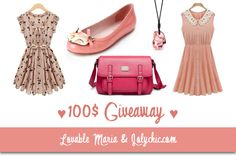 Jollychic 100$ Giveaway