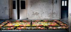 Rozenkelim - Groot assortiment Rozenkelim tapijten en Rozenkelim kussens