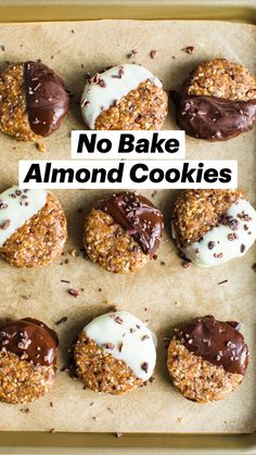 Vegan Sweets, Healthy Sweets, Healthy Dessert Recipes, Vegan Snacks, Baking Recipes, Vegan Recipes, Healthy Birthday Desserts, Healthy Desserts For Kids, Whole Food Desserts
