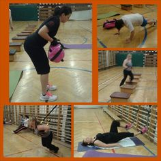 FUN Circuit Training - functional, boot camp