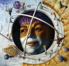 The Visionary Art of Gil Bruvel