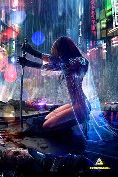 Tagged with art, cyberpunk; Shared by Cyberpunk art dump Arte Cyberpunk, Cyberpunk 2077, Cyberpunk Anime, Cyberpunk Fashion, Art Anime, Manga Art, Manga Girl Drawing, Manga Anime, Dress Drawing