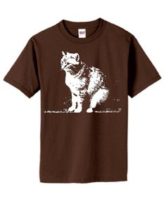 Love this Kids cat tshirt  on Organic Cotton by RCTees