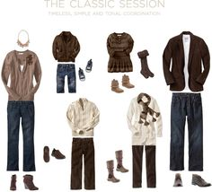 Fall Family Photo - outfit ideas picture-this
