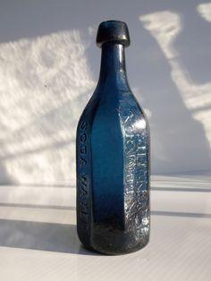 Steinke and Kornahrens, Soda Water bottle