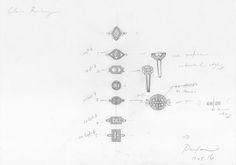 Art Deco Dress Ring