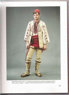 Festive dress, Botevgrad region. Album by Anita Komitska