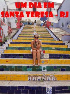 O bairro de Santa Teresa na Cidade do Rio de Janeiro é um dos bairros mais interessantes e procurados pelos turistas do Brasil e do mundo, é muito charmoso, com ar boêmio, possui muitos bares, restaurantes, centros culturais, mirantes e ateliês de artistas locais. Também é por lá que circulam os famosos e tradicionais bondinhos de Santa Teresa.