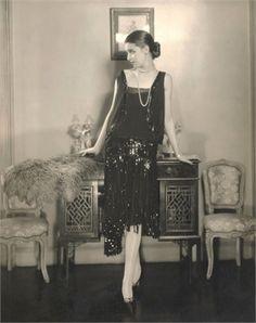 Chanel, Photo by Edward Steichen 1926