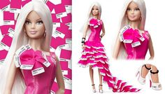 Barbie...I just bought this for Jordan for her bday! Very pretty