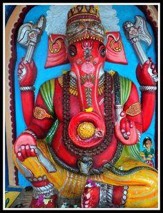 Ganesh Temple Jhansi