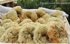 Focaccine di patate ricetta rustica | uovazuccheroefarina