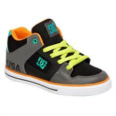 DC Shoes Radar Youth COB blue coral skate shoes montantes pour enfants 65,00 € #dc #dcshoes #dcshoecousa #dcskateboarding #skateshoes #skate #skateboard #skateboarding #streetshop #skateshop @PLAY Skateshop