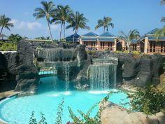 Hilton Waikoloa Kona Pool
