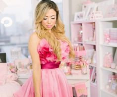 glam-pink-look
