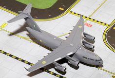 1/400 GeminiJets Indian Air Force Boeing C-17 Globemaster III
