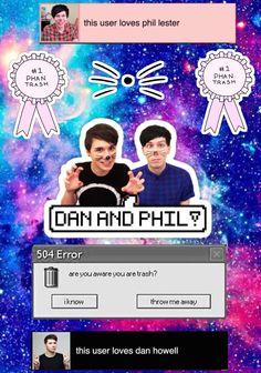 dan and phil wallpaper