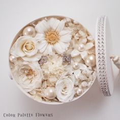 Bridal Coffret Collection/White Pearl