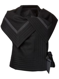PODOLYAN - over wrap vest