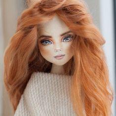 ПРОДОЛЖАЕМ! ❤️❤️❤️ На неделе доделаю, можно бронировать!   Бомбические Волосы от @vsedlyakukol СПАСИБО Вам! ❤️ -Продана!
