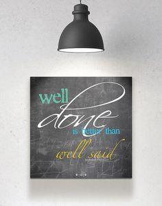 Elige el bastidor ideal para decorar tu hogar u oficina encuéntralo en #ThePrinteryShop.  #Bastidores #Bastidor #BastidorDeMadera #Letras #Quotes #Decoración