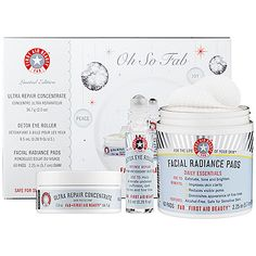 First Aid Beauty Oh So Fab: Shop Starter Sets & Regimens   Sephora