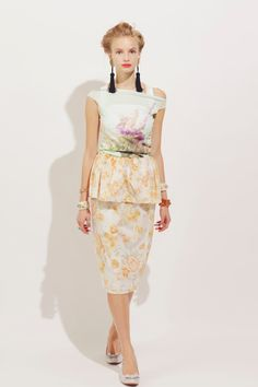 THEATRE PRODUCTS 2013 spring & summer collection look | coromo