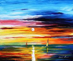 www.etsy.com/shop/AfremovArtStudio #art #artdeco #Impressionism #homedecor