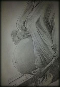 Beautiful Pregnant Drawing - A Beautiful Pregnant Women Woman Sketch Woman Drawing Stock Vector Of The Beautiful Pregnant Woman In A Long Dress Drawing Linear Beautiful Pregnant W. Pregnancy Drawing, Pregnancy Art, Woman Sketch, Woman Drawing, Cool Art Drawings, Beautiful Drawings, Pink Drawing, Dress Drawing, Pregnant Cartoon