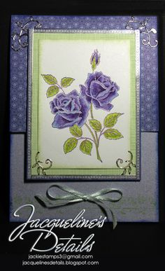 Sweet Stamps Challenge 1/15/13 Anything Goes by DT Jacqueline