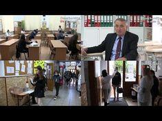 Elevii claselor a VIII-a și a XII-a s-au întors astăzi la cursuri. La nivelul județului Dâmbovița au fost prezenți la ore 4100 de elevi din cei 5200...