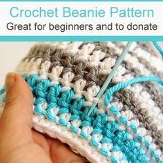 Crochet For Children: Crochet Caps for a Cause Pattern