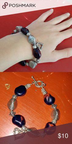 Jewelled Bracelet This is wonderful little bracelet Great gift! Hardly worn!  Make an offer? Jewelry Bracelets