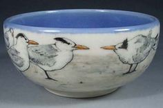 Tern Bowl by Nan Hamilton