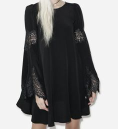 love these kinda long dress top things but wearing one like this even though it is amazing would give people the wrong idea since it looks a tiny bit gothic