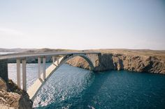 Pag Travel Guide - One of my favorite islands in Croatia, Pag is known for beautiful beaches, olive trees, cheese and lace.