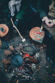 What's on your list of must-haves when it comes to campfire cooking? Aluminum foil made our list! Read on to find out more