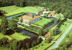 Clausholm Castle is a large Danish country house located some 12 km southeast of Randers in eastern Jutland. It is one of Denmark's finest Baroque buildings.
