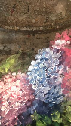 Acrylic Paintings 520799144412026132 - Painting hydrangeas with Rebeca Flott Source by cuisinedemarie Pumpkin Canvas Painting, Acrylic Painting Canvas, Canvas Art, Flower Canvas, Flower Art, Hydrangea Painting, Pottery Painting Designs, Guache, Painting & Drawing