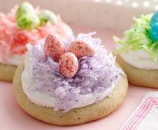 Easter Nest Cookie Recipe